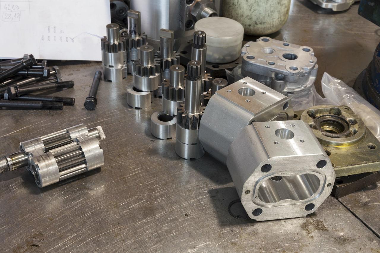 Hydraulic Pump Repair San Antonio TX