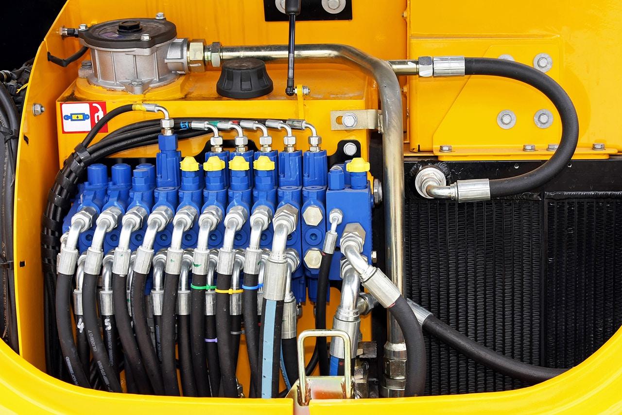 Mobile Hydraulic Hose Repair